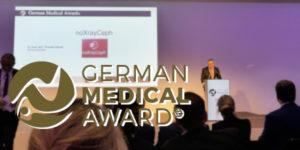 Kieferorthopäde Dr. Brandt erhält German Medical Award 2019 auf der Medica Medzinmesse Düsseldorf.jpeg